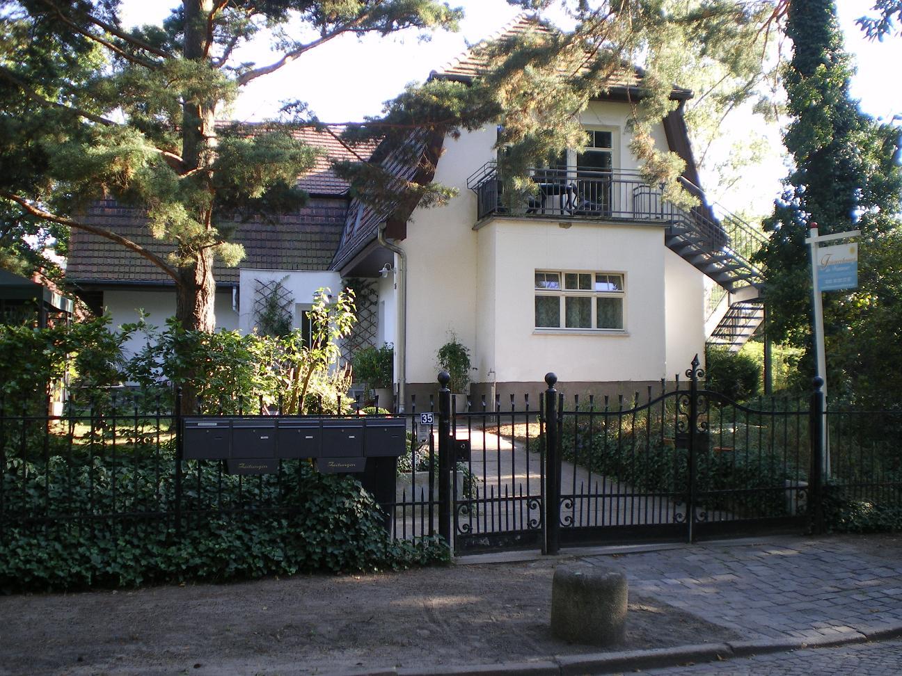 Ferienwohnung Wannsee
